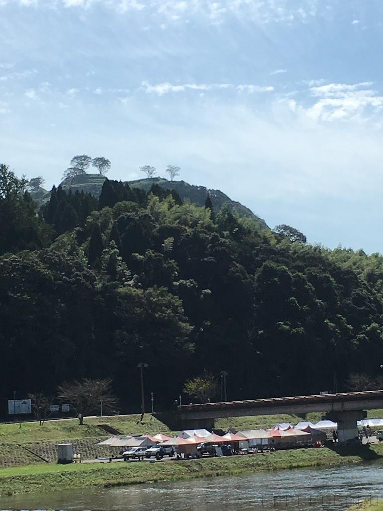 島根県観光のお勧め!月山富田城