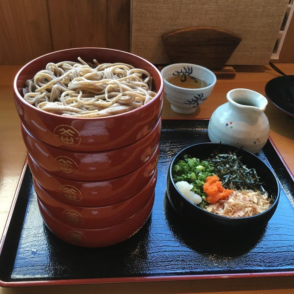 島根県観光のお勧め!そば
