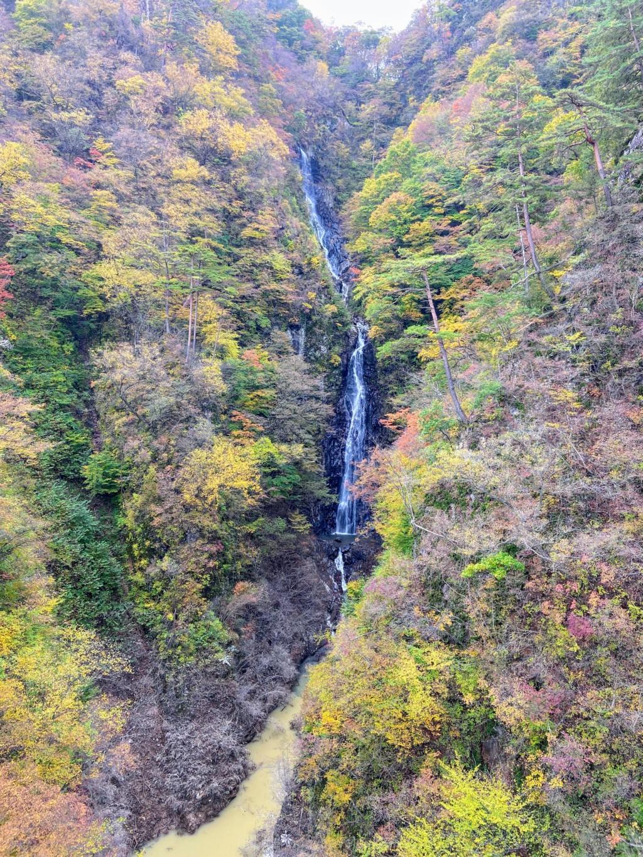 道の駅八ッ場 不動の滝