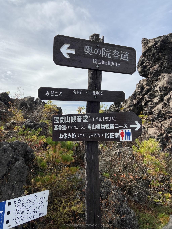 山 ブラタモリ 浅間