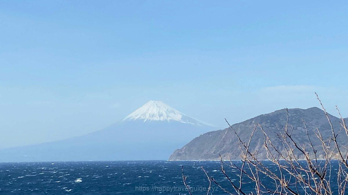 黄金崎 富士山