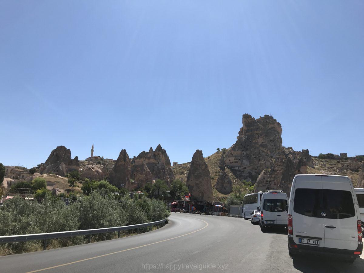 ウチヒサール城