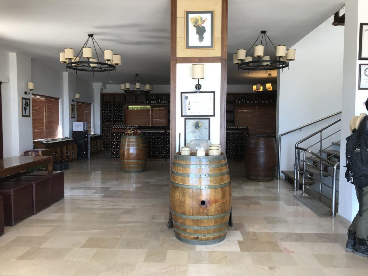 カッパドキアワイン