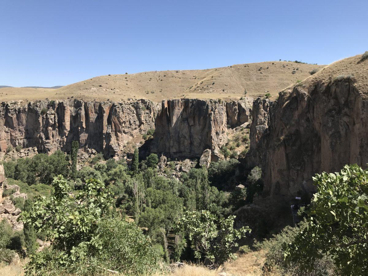ウフララ渓谷(Ihlara Valley)