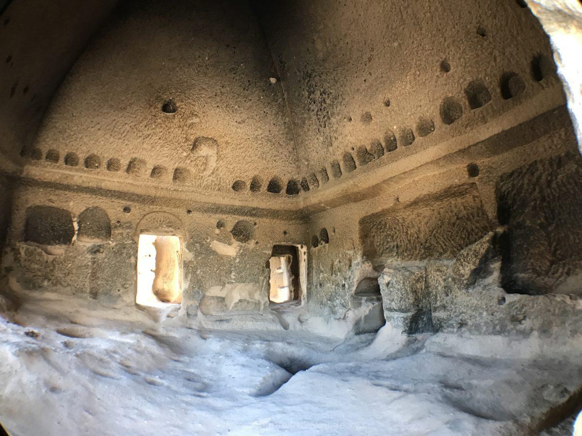 セリメ修道院・洞窟教会(Selime Monastery)