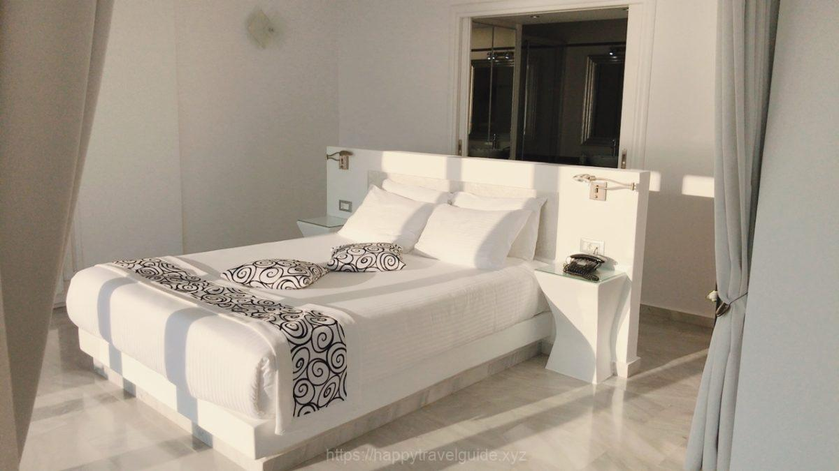 Anastasis Apartmentsベッドルーム