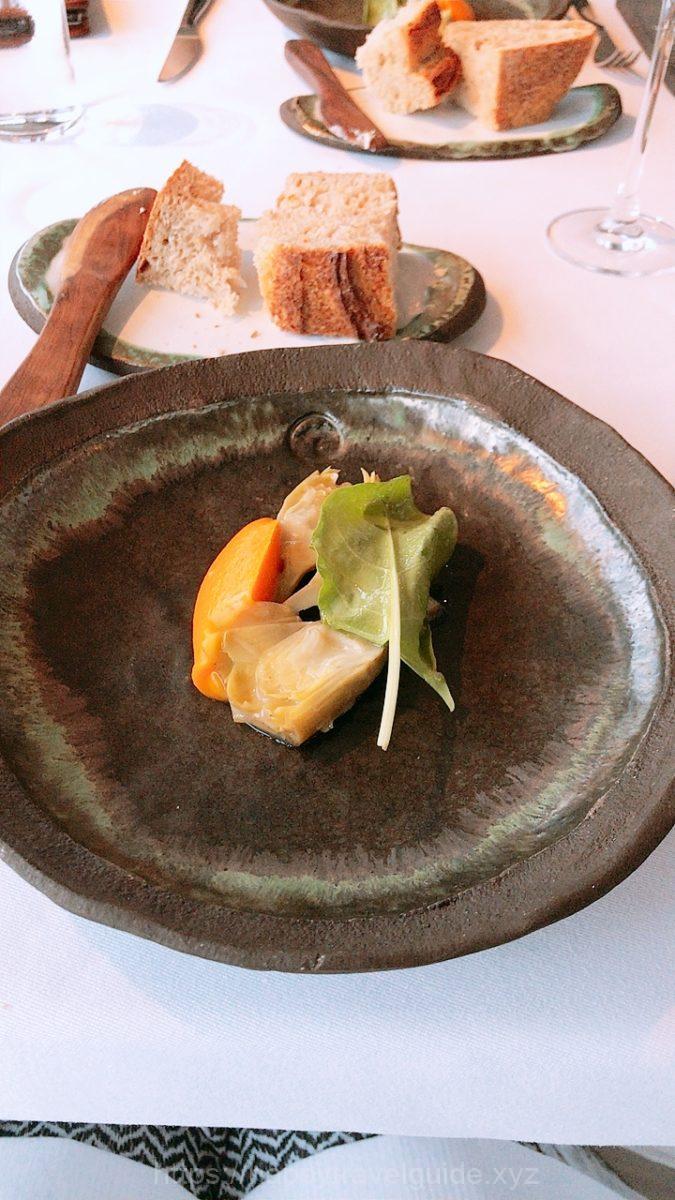 Mikla Tasting course menu