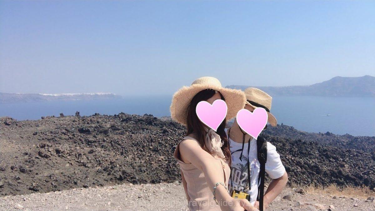 火山ツアー
