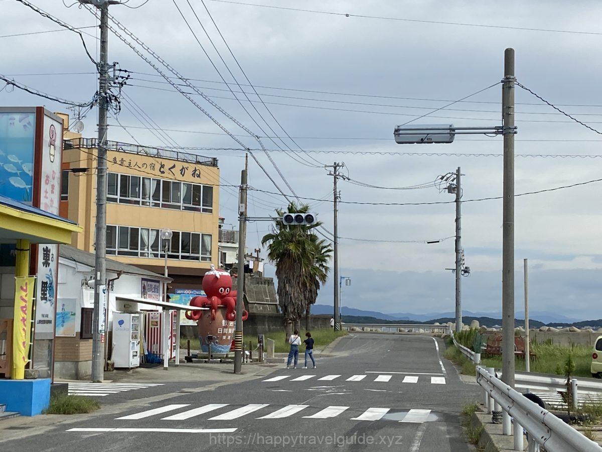日間賀島 のどか