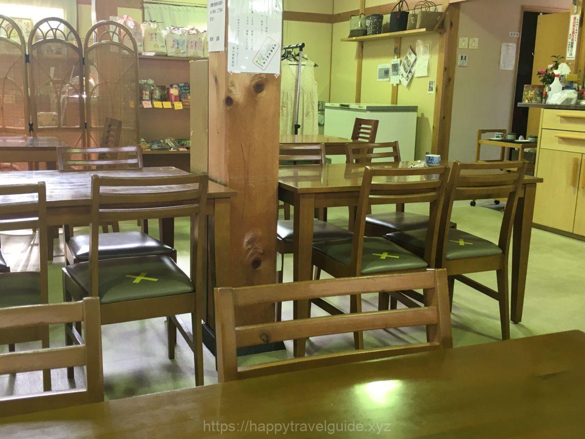 野菜村 テーブル